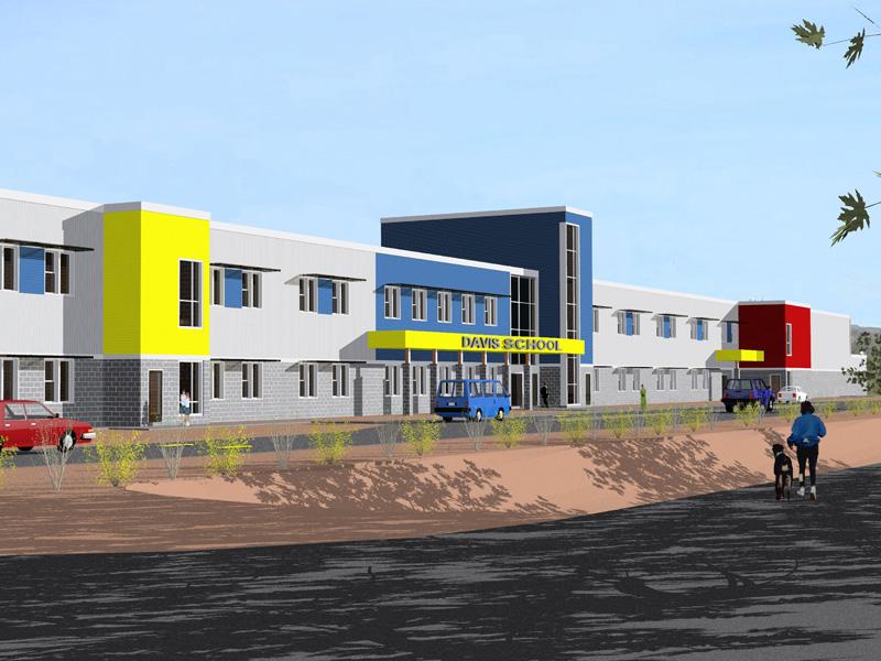 Davis Elementary School, Carbonear, NL