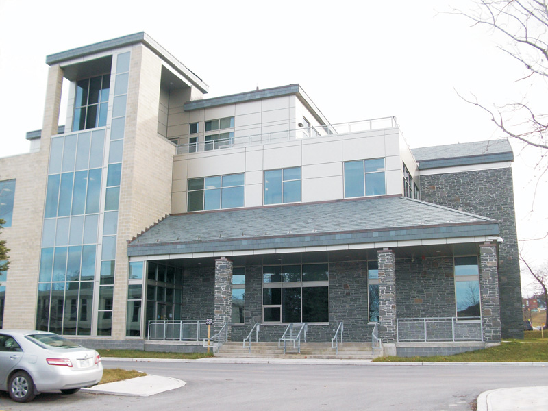 Corner Brook Provincial Courthouse
