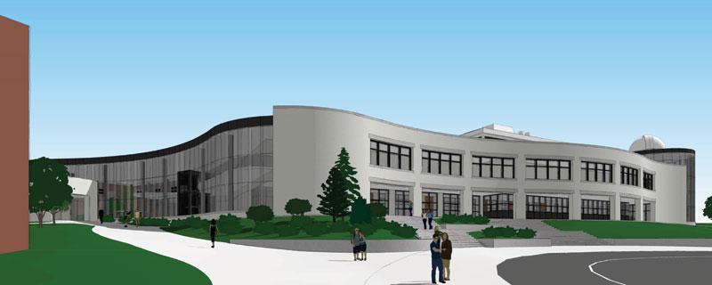 SWGC Academic Building